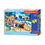 Puzzle Micuta Sirena, 120 piese