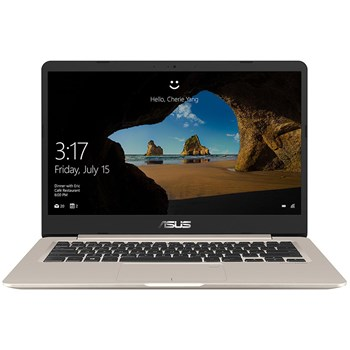 Laptop Asus VivoBook S406UA Intel Core Kaby Lake R (8th Gen) i5-8250U 256GB SSD 8GB Win10 FullHD