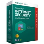 Securitate Kaspersky Internet Security Multi-Device 2016, 5 Device, 1 an, Retail, New license