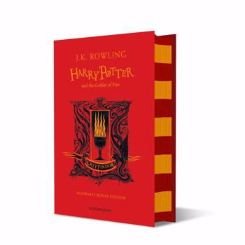 Harry Potter and the Goblet of Fire - Gryffindor Edition, Hardback