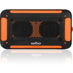 Boxa portabila 360 grade Vecto Bluetooth NFC Water Resistant Orange