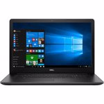 "Laptop Dell Inspiron 3793 cu procesor Intel® Core™ i3-1005G1 pana la 3.40 GHz, 17.3"", Full HD, 8GB, 256GB SSD, Intel UHD Graphics, Windows 10 Home, Black"