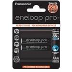 Acumulatori Panasonic Eneloop Pro R3 AAA 930mAh 2 buc Blister bk-4hcde-2be
