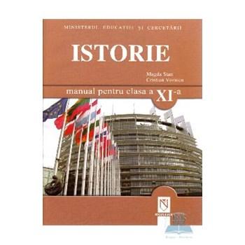 Istorie Cls 11 - Magda Stan, Cristian Vornicu