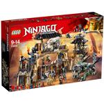 LEGO® NINJAGO® Groapa Dragonilor 70655