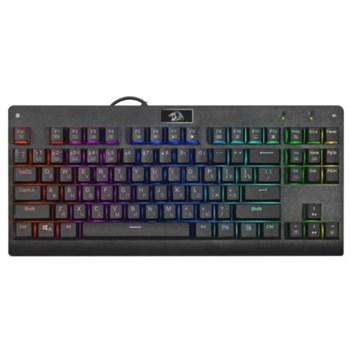 Tastatura gaming mecanica Redragon Dark Avenger 87 Keys, RGB