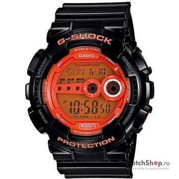Ceas Casio G-SHOCK GD-100HC-1ER Extra Large Hyper Colors