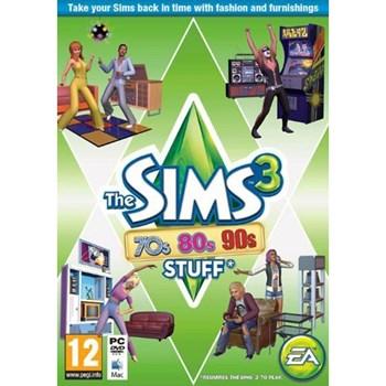 Joc PC EA THE SIMS 3 70S 80S & 90S STUFF