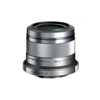 Olympus 45mm F1.8 MSC Obiectiv Foto Mirrorless MFT Argintiu