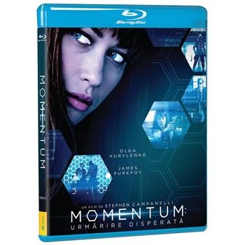 Momentum: Urmarire Disperata (Blu Ray Disc) / Momentum