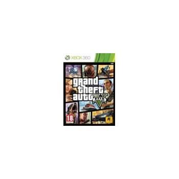 Grand Theft Auto 5 Xbox 360 tk7040057