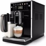 Espressor automat SAECO PicoBaristo Deluxe SM5570/10, 1.7l, Latte Perfetto, AquaClean, negru-argintiu