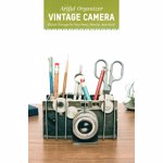 Artful Organizer: Vintage Camera: Stylish Storage for Your Pens, Pencils, and More!, Hardcover