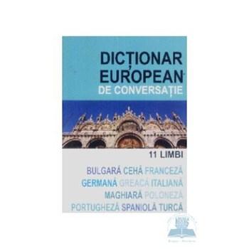 DICTIONAR EUROPEAN DE CONVERSATIE