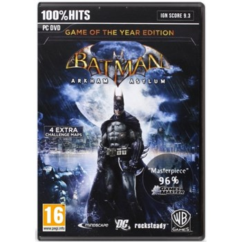 Batman Arkham Asylum - Game of the Year Edition PC