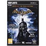 Batman Arkham Asylum - Game of the Year Edition PC