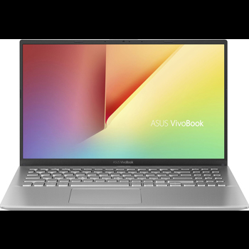 Laptop ASUS 15.6'' VivoBook 15 X512FA, FHD, Intel Core i3-8145U, 8GB DDR4, 256GB SSD, GMA UHD 620, No OS, Transparent Silver