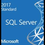 Sistem de operare server Microsoft SQL Server 2017 Standard License, Single Language, OLP NL