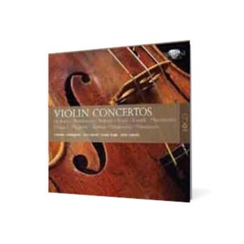 Violin Concertos (10 CD)