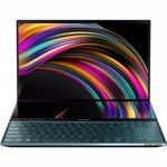 Laptop Asus ZenBook Pro Duo UX581GV-H2004R, Intel® Core™ i7-9750H, 16GB DDR4, SSD 512GB, NVIDIA GeForce RTX 2060 6GB, Windows 10 Pro