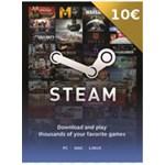 Joc Valve Corporation STEAM WALLET 10 EURO (CD KEY)