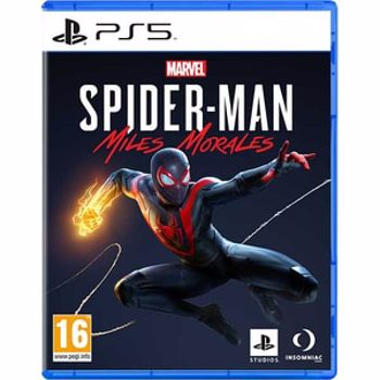 Joc PS5 Marvel`s Spider-Man: Miles Morales Ultimate Edition