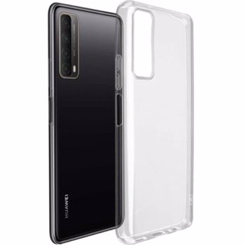 Husa Huawei P Smart 2021 Lemontti Silicon Transparent