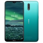 "Mobil Nokia 2.3, Procesor Quad-Core 2.0GHz, Ecran IPS LCD capacitive touchscreen 6.2"", 2GB RAM, 32GB Flash, Camera Duala 13+2MP, Wi-Fi, 4G, Dual Sim, Android (Verde)"