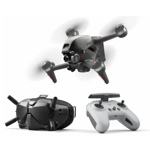 Drona DJI FPV, Fly More Combo, 4K, Gri