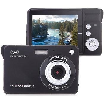 Camera Foto Digitala Compacta PNI Explorer M1 18MP pni-exp-m1