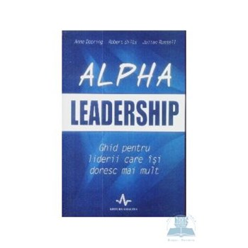 Alpha leadership - Anne Deering, Robert Dilts