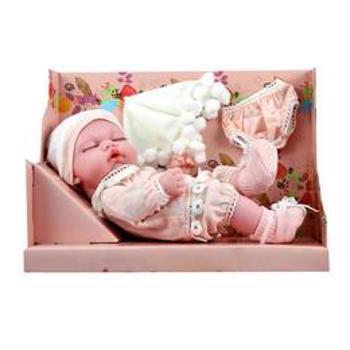 Papusa bebelus nou-nascut cu hainute de schimb - Baby Lovely