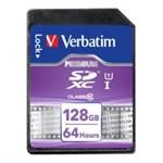 Card de Memorie Verbatim SDXC 128GB Clasa 10 44025