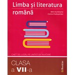 Limba si literatura romana cls 7 caiet pe unitati de invatare - Mimi Dumitrache