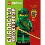 Lego Ninjago Character Encyclopedia New Edition: With Exclusive Future Nya Lego Minifigure, Hardcover