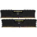 Memorie Corsair Vengeance LPX 8GB 2x 4GB DDR4 2133MHz CL13 neagra cmk8gx4m2a2133c13