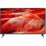 Televizor LED LG Smart Tv, 126 cm, 50UM7500PLA, 4K Ultra HD, HDR, webOS, Negru
