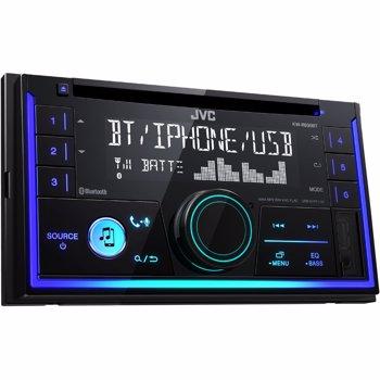 Media receiver auto JVC KW-R930BT, 4 x 50W, Bluetooth, USB