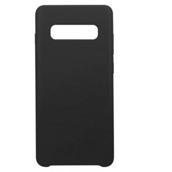 Husa Samsung Galaxy S10 Plus G975 Devia Silicon Nature Series II Black dvnsg975bk