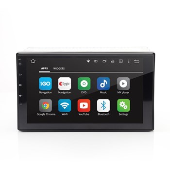 Player multimedia 2 DIN cu Touchscreen 7 Android 6.0.1 CARGUARD cd777