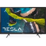 Televizor LED Tesla 49S367BFS, Smart TV, 124 cm, Full HD, Opera Smart, Clasa A, Negru