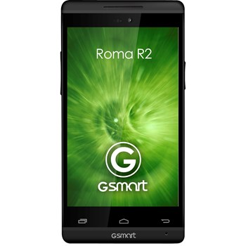 Telefon mobil Gigabyte GSmart ROMA R2 Plus DualSIM Android 4.4, Black