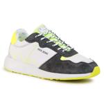 Sneakers PEPE JEANS - Koko Tech PLS30997 Neon Yellow 044