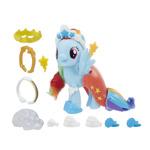 Figurine / Figurina cu accesorii fashions My Little Pony The Movie - Rainbow Dash