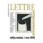 Revista Lettre Internationale nr.98 Vara 2016