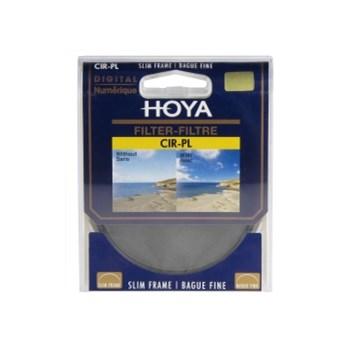 Filtru Hoya Polarizare Circulara Slim 58mm
