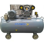 STAGER Compresoare aer HM-V-0.6/200L8bar