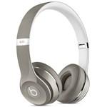 Casti On-Ear Beats by Dr.Dre Solo2, Luxe Edition, Argintiu