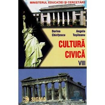 Cultura civica - Clasa 8 - Manual - Dorina Chiritescu, Angela Tesileanu