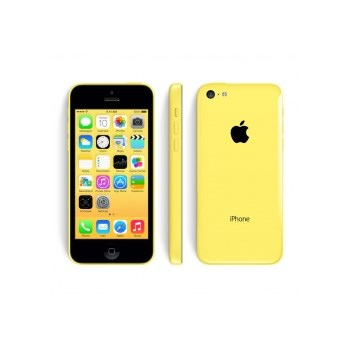 Telefon mobil Apple iPhone 5C, 16GB, galben